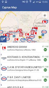 Cyprus Map screenshot 2