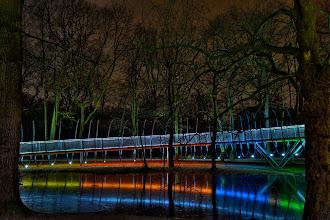 Photo: Spiralbrücke