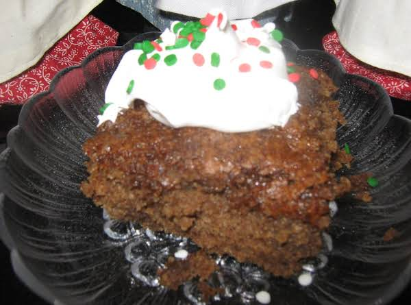 My Mama's Oatmeal Raisin Cake Recipe