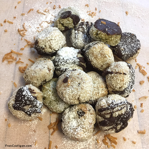 Vegan Coconut Macaroons for Passover Recipe