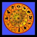 Zodiac horoscope icon