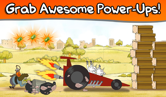Ride 'Em Rigby - Regular Show v1.0 APK