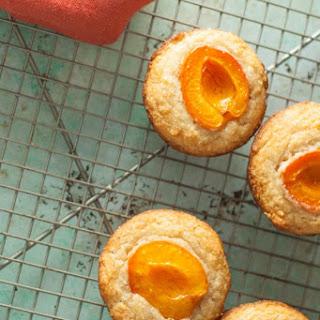 Almond Apricot Muffins.