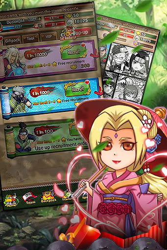 Ninja Union 9.0 screenshots 2