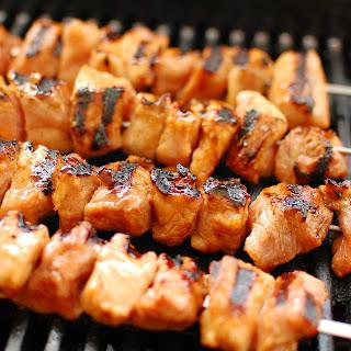 Grilled Pork Tenderloin.