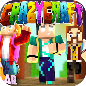 CRAZY CRAFT FOR MINECRAFT