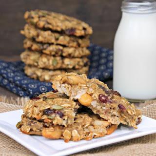 Vegan Protein Breakfast Cookie.