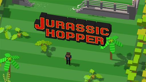 Jurassic Hopper: Crossy Dinosaur Shooter Game 1.2 de.gamequotes.net 5