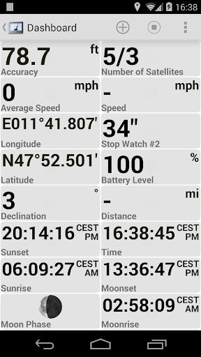 GPS Essentials screenshot 6