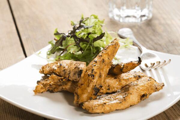Restaurant-Style Chicken Tenderloins Recipe
