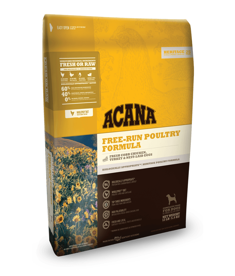 product image for acana poultry formula