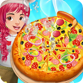 Pizza Making Master Chef Game