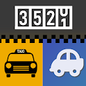 💎Taximeter, Drivers logbook : DriApp icon