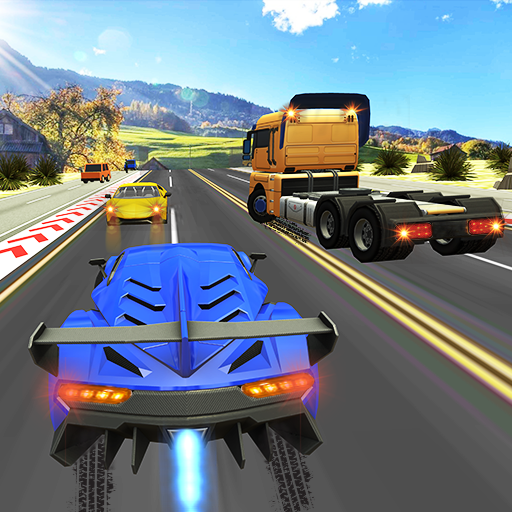 Highway Race 2018: Endless Racing car games