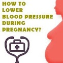 How To Lower Your Blood Pressure During Pregnancy icon