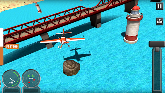 Airplane Games 2019: Aircraft Flying 3d Simulator 8