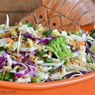 Mad Hatter Salad.