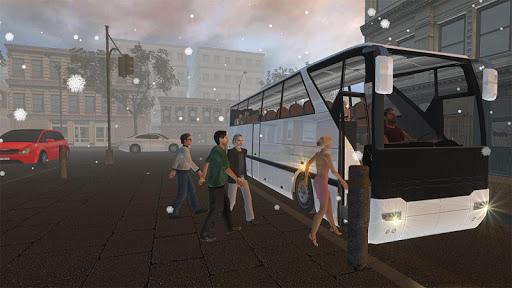 Coach Bus Simulator 2019: New bus driving game 2.0 screenshots 9