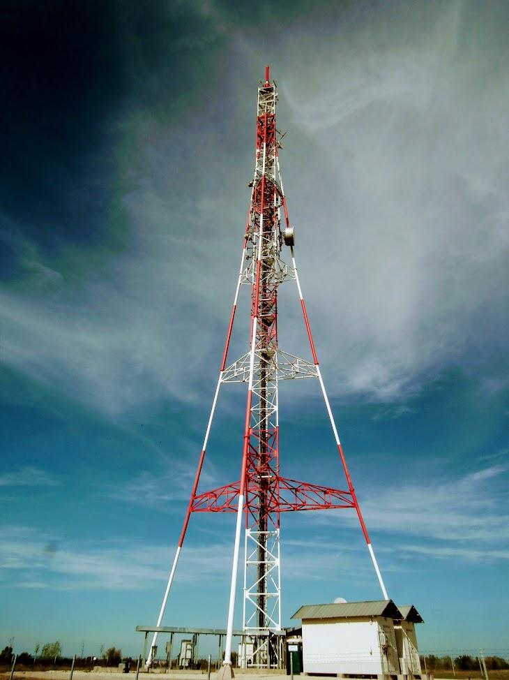 Székesfehérvár/Maroshegy - DVB-T gapfiller+helyi URH-FM adóállomás