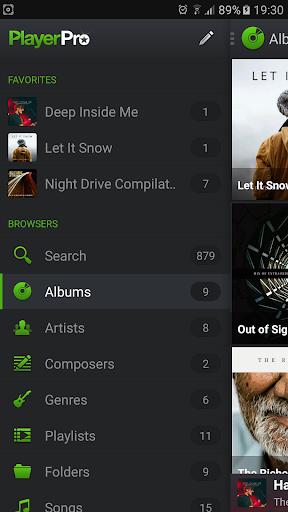 PlayerPro Music Player Trial apk screenshot 5