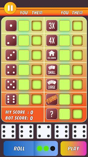 Yatzy Classic Dice Game - Offline Free 3.1 screenshots 7