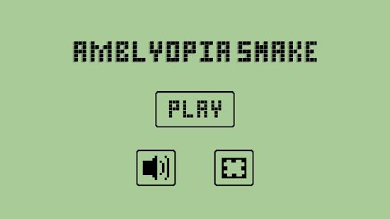 Amblyopia Snake - náhled