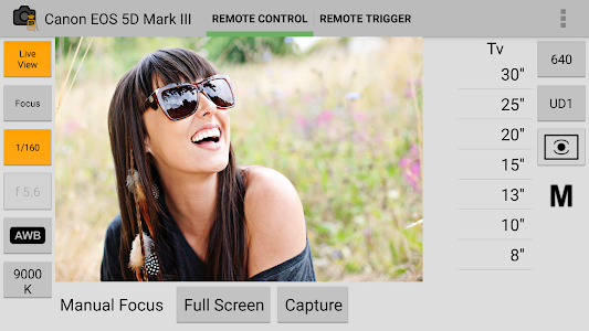 DSLR Remote Control - Camera screenshot 22