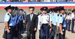 出席警察學院畢業禮 陳茂波:不要因不公道批評而灰心