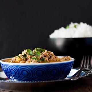 Satay Pork Curry