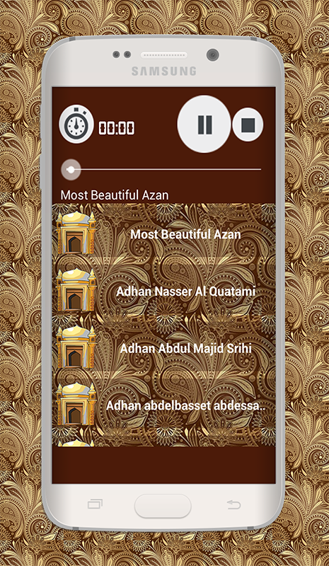 Beautiful Azan | mp3 Ringtones- screenshot