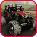 Extreme Off Road 4x4: Puzzle icon