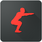 深蹲力量训练 Runtastic Squats icon