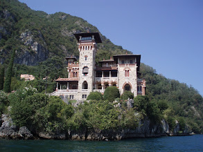 Photo: Villa Gaeta-James Bond, Casino Royale