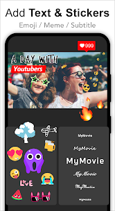 Video Editor for Youtube & Video Maker – My Movie 4