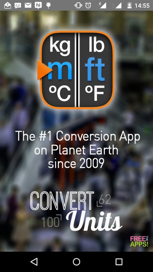 #1 Conversion App