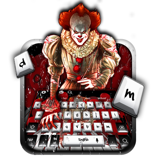 Clown Piano Keyboard