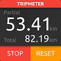 Off-road Tripmeter 4x4 icon
