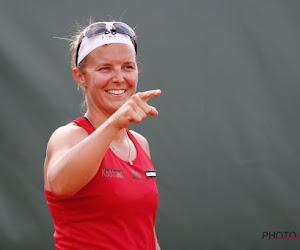 Kirsten Flipkens (opnieuw) succesvol in dubbelspel Roland Garros, Wickmayer moet afdruipen