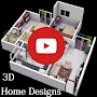 3D Home Designs: House Plan Designs & Videos APK icon