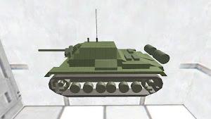 SU-76i ディティールちょいアップ版