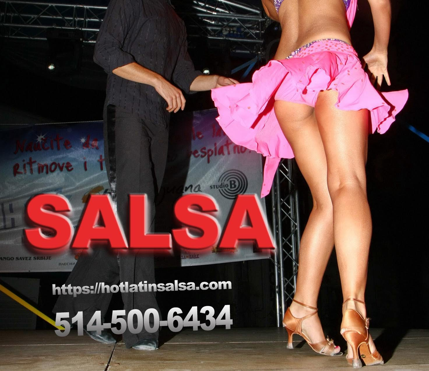 Private Salsa Dance Lesson Lasalsa Brossard Montreal Rive Sud