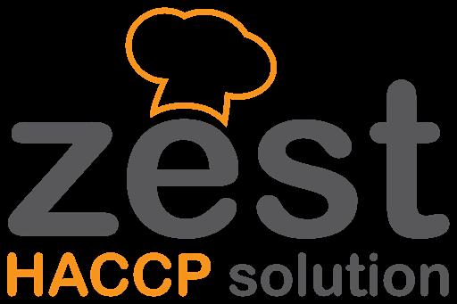 zest HACCP logo