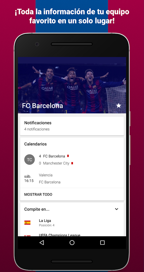 Forza Football: captura de pantalla