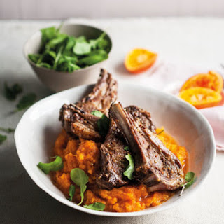 Slow-cooked Sheep And Veg With Sweet Potato And Carrot Pound