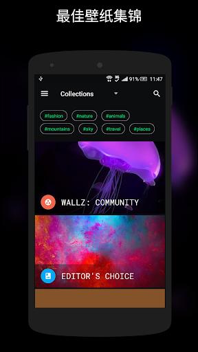 Wallz: 壁纸软件