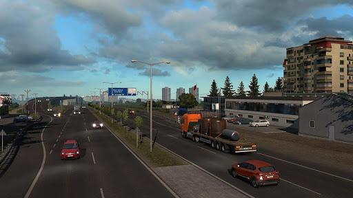 Truck Real Super Speed u200bu200bSimulator New 2020 1.0 screenshots 2