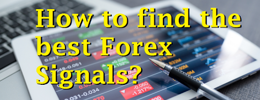 Source of forex signal