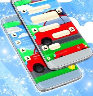Poslední SMS aplikace 2018 - náhled