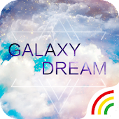 Galaxy Keyboard Theme for Android