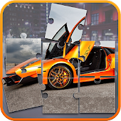 Cars Puzzle Game